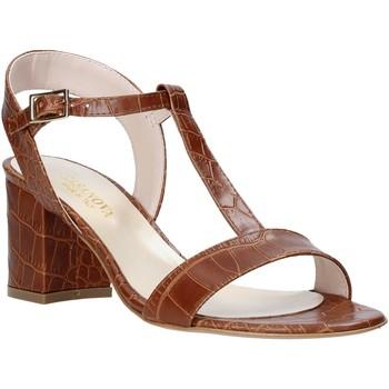 Topánky Ženy Sandále Casanova LING Hnedá