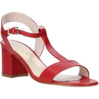 Topánky Ženy Sandále Casanova LING Červená