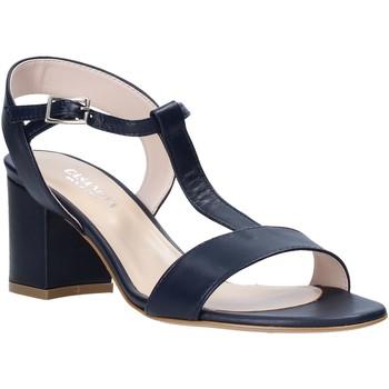 Topánky Ženy Sandále Casanova LING Modrá