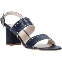 Topánky Ženy Sandále Casanova LJIAJIC Modrá