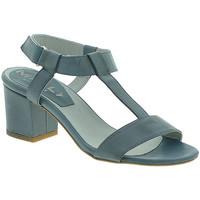 Topánky Ženy Sandále Mally 3895 Modrá
