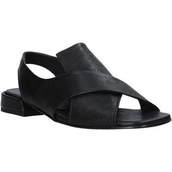 Topánky Ženy Sandále Mally 5763R čierna