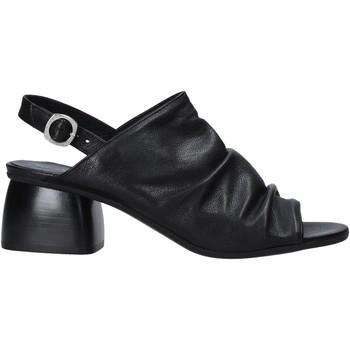 Topánky Ženy Sandále Mally 6806 čierna
