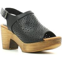 Topánky Ženy Sandále Lumberjack SW26106 001 B01 Hnedá