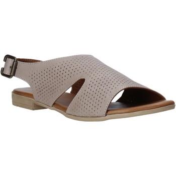 Topánky Ženy Sandále Bueno Shoes 9L2702 Šedá