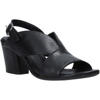 Topánky Ženy Sandále Bueno Shoes N2603 čierna