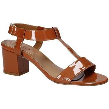 Topánky Ženy Sandále Mally 3895K Hnedá
