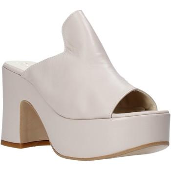 Topánky Ženy Šľapky Esther Collezioni RM 20S Béžová