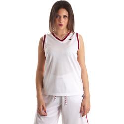 Oblečenie Ženy Tielka a tričká bez rukávov Champion 111382 Biely