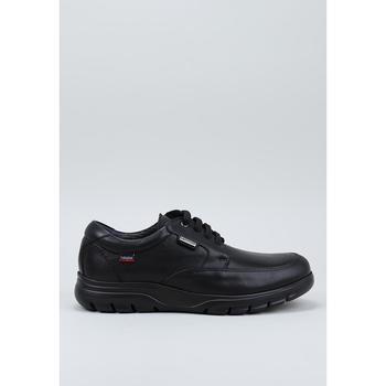 Topánky Muži Derbie CallagHan  Čierna