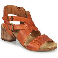 Topánky Ženy Sandále Casta ERVA Oranžová