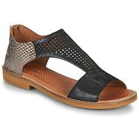 Topánky Ženy Sandále Casta IRIA Čierna