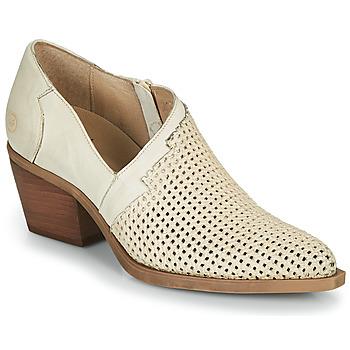 Topánky Ženy Polokozačky Casta DELIRA Béžová
