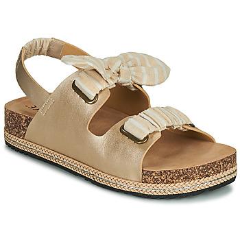 Topánky Ženy Sandále Armistice COLINE KNOT W Zlatá