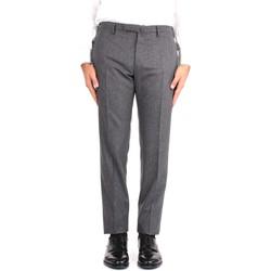Oblečenie Muži Oblekové nohavice Incotex 1T0030 1721T Grey