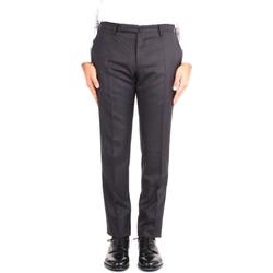 Oblečenie Muži Oblekové nohavice Incotex 1T0030 1394T 931 Grey