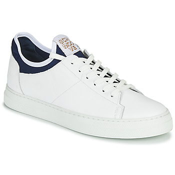 Topánky Muži Nízke tenisky Schmoove SPARK NEO Biela / Modrá