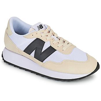 Topánky Muži Nízke tenisky New Balance 237 Biela / Čierna