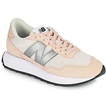 Topánky Ženy Nízke tenisky New Balance 237 Ružová / Strieborná