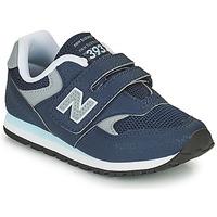 Topánky Chlapci Nízke tenisky New Balance 393 Modrá