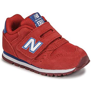 Topánky Chlapci Nízke tenisky New Balance 373 Červená