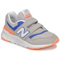 Topánky Chlapci Nízke tenisky New Balance 997 Šedá / Modrá