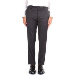 Oblečenie Muži Nohavice Chinos a Carrot Incotex 1T0030 1393T Grey