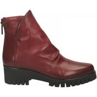 Topánky Ženy Čižmičky Fabbrica Dei Colli ADD rosso