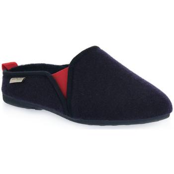 Topánky Muži Papuče Grunland NAVY ADRI Blu