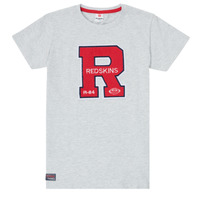 Oblečenie Chlapci Tričká s krátkym rukávom Redskins TSMC180161-BLENDED-GREY Šedá