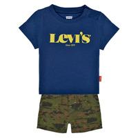 Oblečenie Chlapci Komplety a súpravy Levi's 6EC678-U29 Viacfarebná