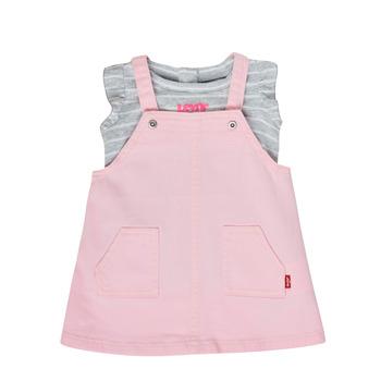 Oblečenie Dievčatá Komplety a súpravy Levi's 1ED091-A4U Ružová