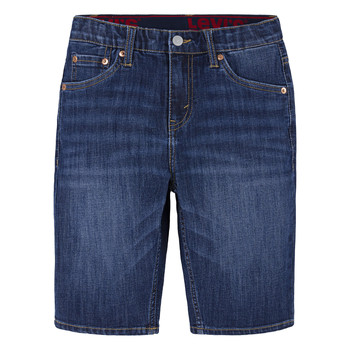Oblečenie Chlapci Šortky a bermudy Levi's PERFORMANCE SHORT Modrá