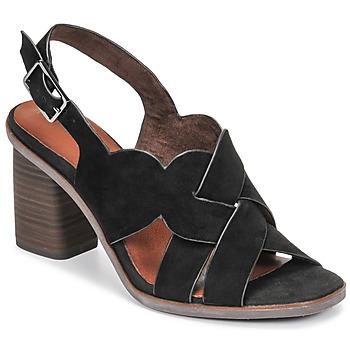 Topánky Ženy Sandále Tamaris NOAMY Čierna