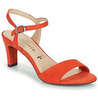 Topánky Ženy Sandále Tamaris MELIAH Červená