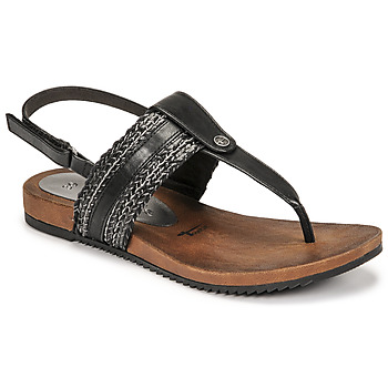 Topánky Ženy Sandále Tamaris LOCUST Čierna