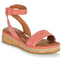 Topánky Ženy Sandále Tamaris YARA Ružová