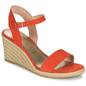 Topánky Ženy Sandále Tamaris LIVIAN Červená