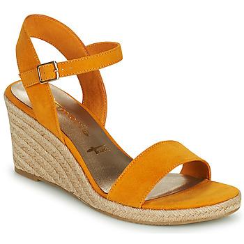 Topánky Ženy Sandále Tamaris LIVIAN Žltá