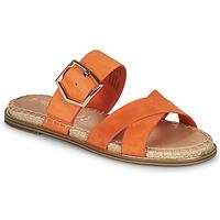 Topánky Ženy Šľapky Tamaris LIDYA Oranžová
