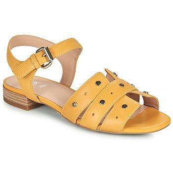 Topánky Ženy Sandále Geox D WISTREY SANDALO C Žltá