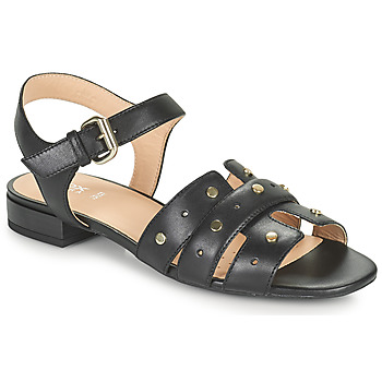 Topánky Ženy Sandále Geox D WISTREY SANDALO C Čierna