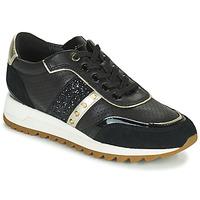 Topánky Ženy Nízke tenisky Geox D TABELYA B Čierna