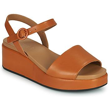 Topánky Ženy Sandále Camper MISIA Hnedá