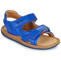 Topánky Chlapci Sandále Camper BICHO Modrá