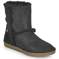 Topánky Ženy Čižmy do mesta El Naturalista LUX Čierna