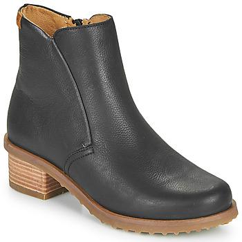 Topánky Ženy Čižmičky El Naturalista SOFT Čierna