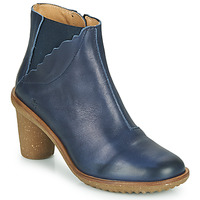 Topánky Ženy Čižmičky El Naturalista IRIS Modrá