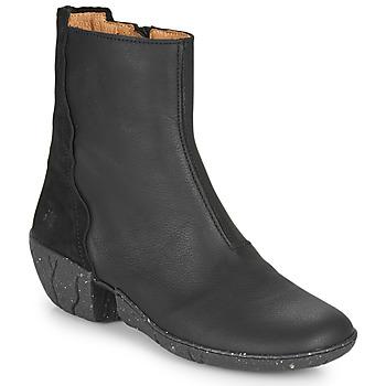 Topánky Ženy Čižmy do mesta El Naturalista SOFT Čierna