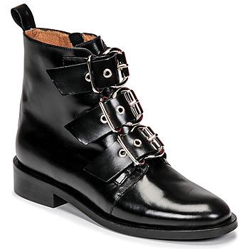 Topánky Ženy Polokozačky Jonak DIRCE BIS Čierna